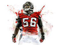 Sean Weatherspoon Digital Painting Design