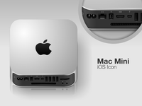 Mac Mini iOS Icon