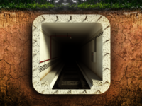 Abandoned Subway - iOS Icon