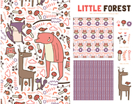 Swatch Loft Little Forest