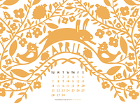 The Ink Nest Calendar