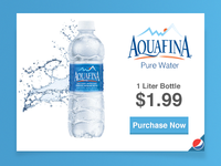 Product Preview - Aquafina