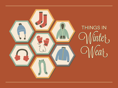 Things in Winter Wear