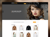 Shop / e-Commerce Homepage