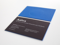 Aaltra Businesscards