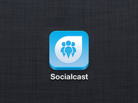 Socialcast iOS Icon