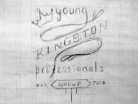 Kingston Young Professionals Group Logo Idea