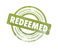 Redeemed Stamp