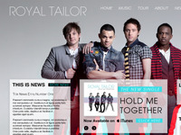 Royal Tailor artist website