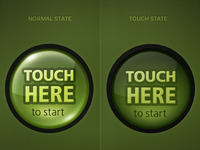 Touch Start Button