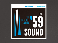 Gaslight Anthem - the 59' Sound
