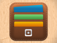Card Case App Icon