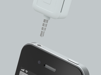 Square Card Reader + iPhone 4S