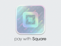 Pay with Square Branding