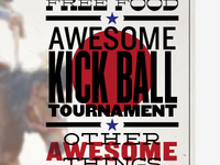 Awesome Kickball Tournament