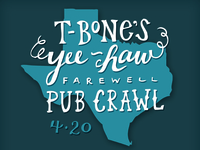 T-Bone's Yee Haw Pub Crawl