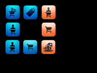Social Shopping iPhone icon