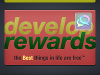 reward card test
