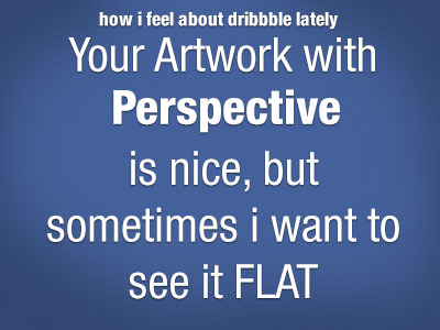 Dribbble-lately
