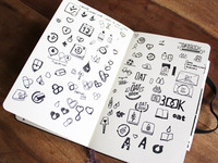 OATBook - Identity sketches