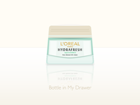Bottle in my Drawer - L'Oreal