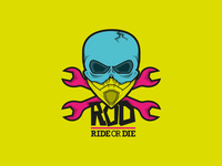 Ride or Die - Logo