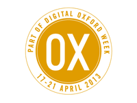 Digital Oxford week is coming