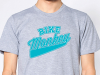 Bike Monkey t-shirt