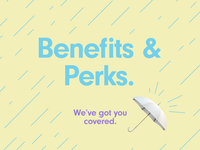 Benefits & Perks