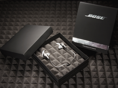 Bose Earbud Packaging Redesign