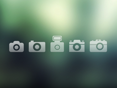 Download Camera Icons