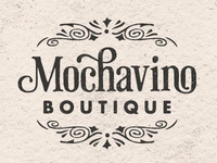 Mochavino Boutique Stamp