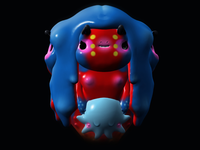 Oni Mermaid
