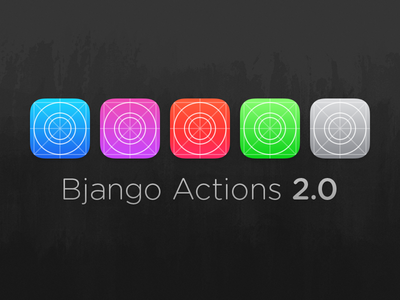 Download Bjango Actions 2.0
