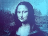 1 Layer Mona Lisa