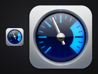 iStat for iOS icon