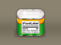 iFoodLabel Icon