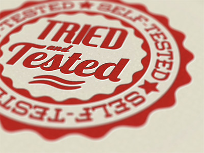 Dribbble-self-tested-stamp