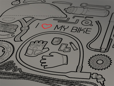 I-love-my-bike-dribbble