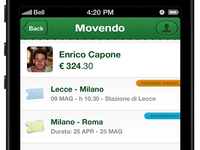 Journey iPhone app