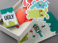 Package Design Ugly Dolls