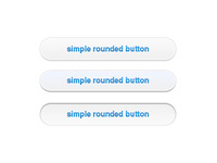 Simple Rounded Button