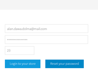 Simplified Login