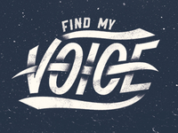 Find  My Voice