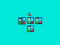Chunks Icons