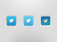 Twitter Button Freebie
