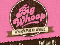 Big Whoop Truck Logo & Site