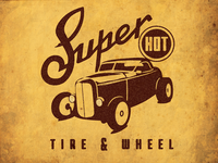 Super Hot Tire And Wheel