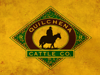 Quilchena Cattle Co. Logo