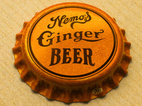 Nemos Ginger Beer Cap